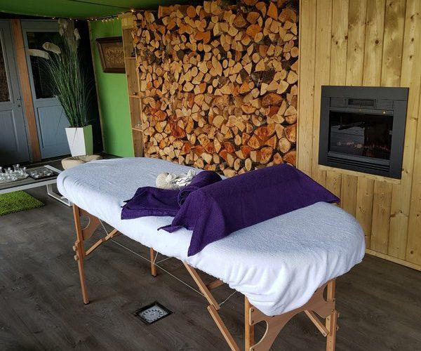 Ontspannende massages